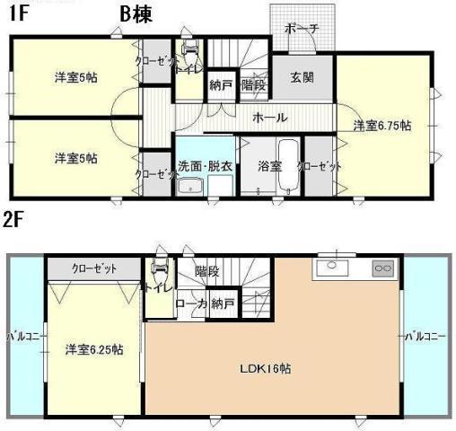 瓦田1F ・2FB棟B平面図.JPG